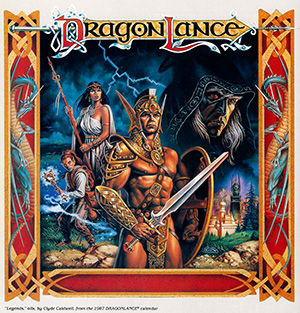 Dragonlance Legends - A Time Traveling Fantasy Feast