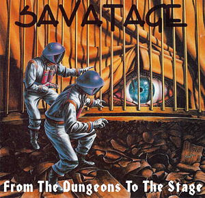 Savatage - From The Dungeons To The Stage