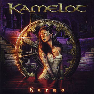 Kamelot - Karma - Artwork - Review