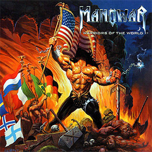 Manowar - Warriors Of The World - Artwork - Review