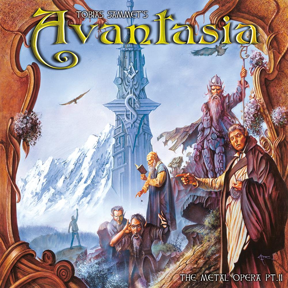 Avantasia - The Metal Opera - Part II