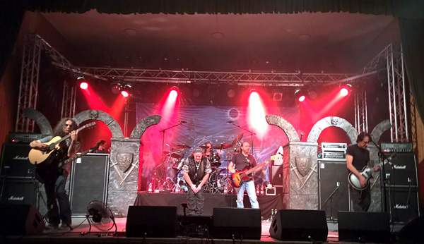 Fates Warning - Live at the Keep It True Festival XIX 2016 - A Festival Report