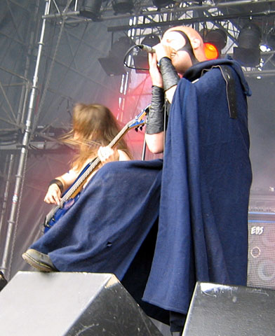 Various Artists - Sweden Rock Festival 2004 - The Festival Report