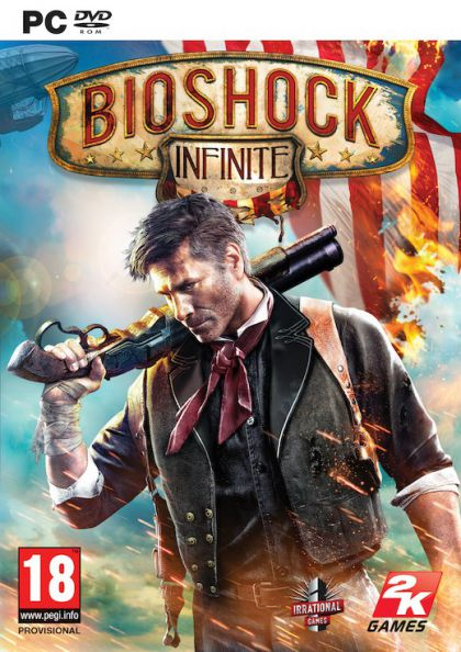 BioShock Infinite - A Tear In Your Hand