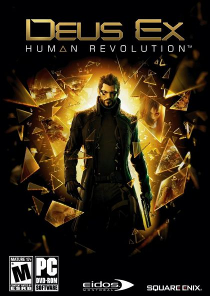 Deus Ex: Human Revolution - An Augmented Reality
