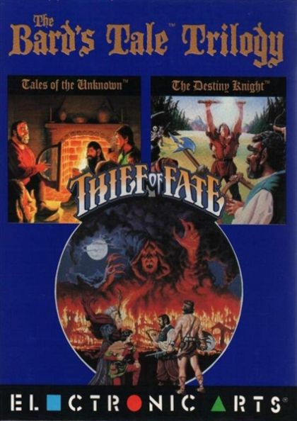The Bard's Tale 1, 2 and 3
