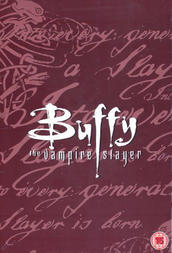 Buffy The Vampire Slayer: Season 1-7