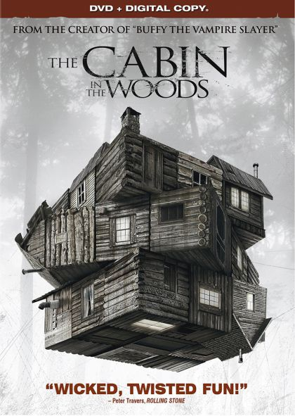 The Cabin In The Woods - A Scream in a new decade