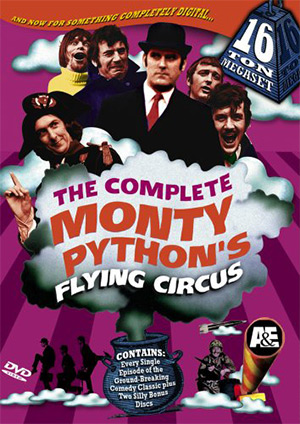 Monty Python's Flying Circus: Season 1-4