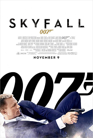 Skyfall - The Day James Bond Fell From The Sky